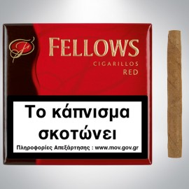 RED CIGARILLOS 20s