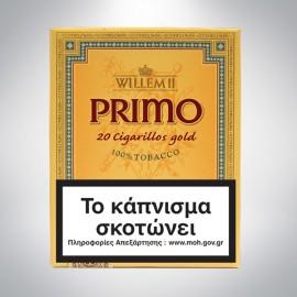 PRIMO GOLD CIGARILLOS 20s