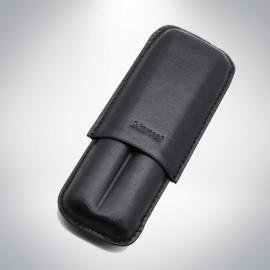 Marvel Cigar Case Leather black