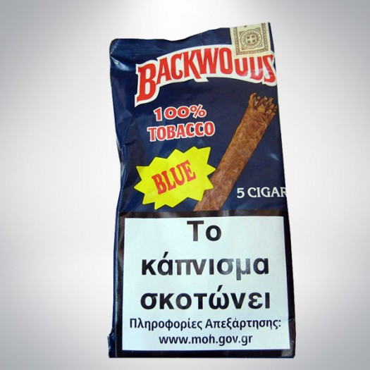 Backwoods Blue 5s
