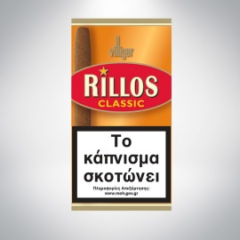 VILLIGER RILLOS CLASSIC 5s