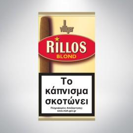 VILLIGER RILLOS BLOND 5s