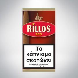 VILLIGER RILLOS RED 5s