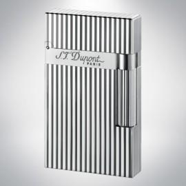LIGNE 2 Silver Vertical Lines