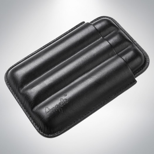 Angelo Cigar Case black