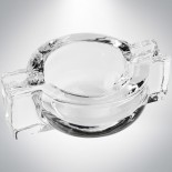 Angelo Cigar Ashtray Glass