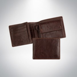 Wallet Columbia Brown
