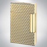 LIGNE 2 Yellow Gold Firehead